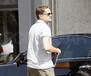 Photo of Leonardo DiCaprio Out in LA