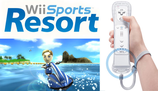 Wii Sports Resort and Wii MotionPlus Attachment Coming Soon
