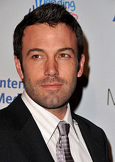 Photo of Ben Affleck Outside Regis and Kelly