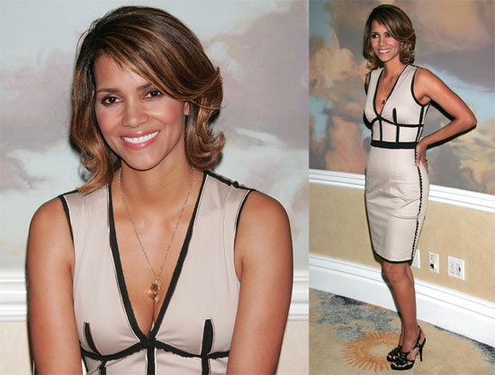 Photos of Halle Berry at Jenesse Silver Rose Gala
