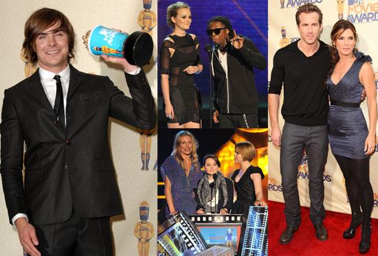 MTV Movie Awards Red Carpet Roundup!