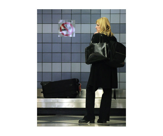 Take a Snapshot of Your Luggage