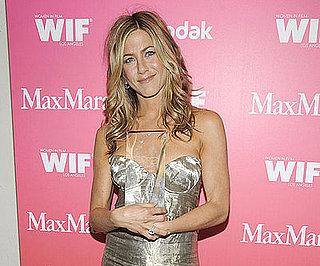 Slide Photo of Jennifer Aniston at the Women In Film 2009 Crystal Awards