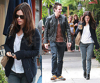 Photos of Rachel Bilson And A Friend in LA