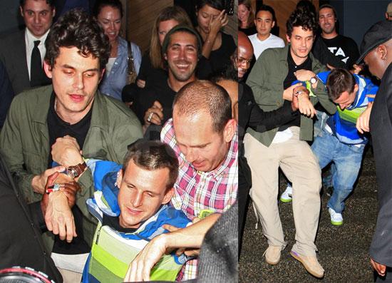 John Mayer's Late Night Stunt — Funny or Lame?