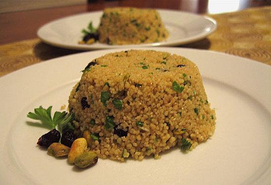 Fit's Valentine's Dinner: Mediterranean Couscous