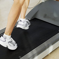 Where to Stand When Running on a Treadmill