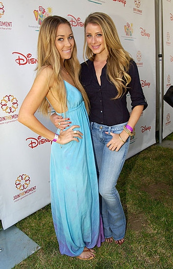 Lauren Conrad and Lo Bosworth Disagree on Spinning