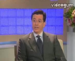 Stephen Colbert Teaches Us the Past Tense of Tweet