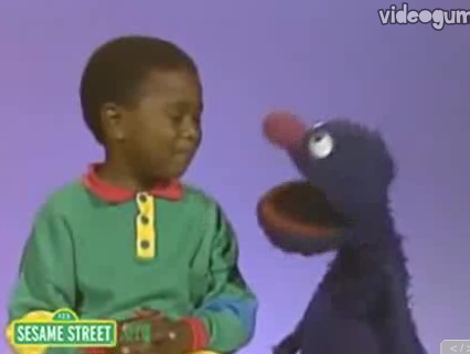 Cute Alert: Child on Sesame Street Explains Marriage