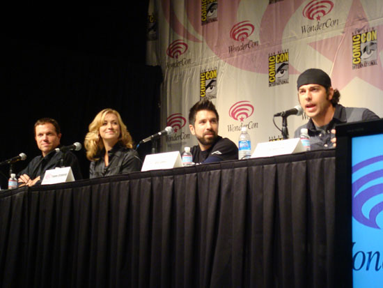 Recap of Chuck Panel from San Francisco WonderCon 2009 Moderated by BuzzSugar