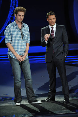 Scott MacIntyre Talks About His Elimination from American Idol