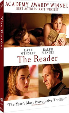 New on DVD, The Reader, The Spirit