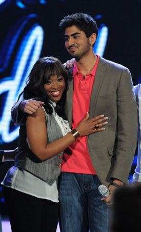Interview With Eliminated American Idol Contestant Anoop Desai