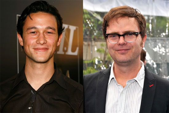 Joseph Gordon-Levitt and Rainn Wilson Cast in Hesher with Natalie Portman
