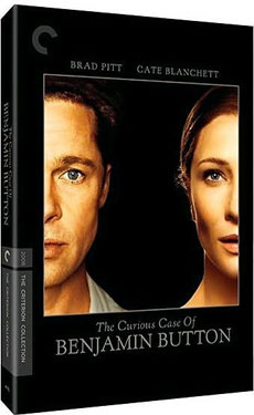 New on DVD, The Curious Case of Benjamin Button