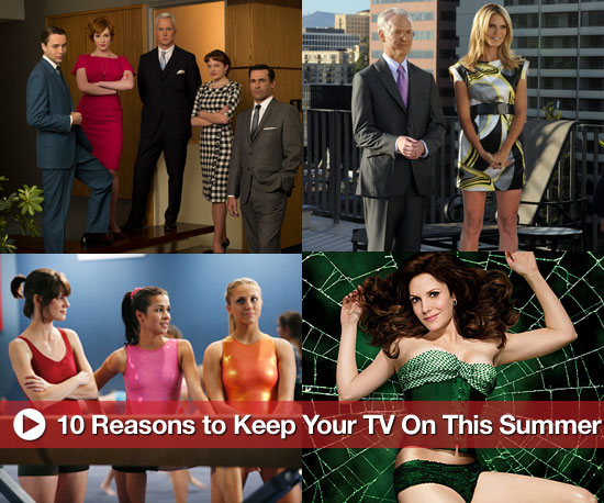 10 Great Summer 2009 TV Shows