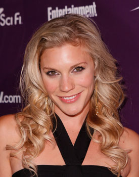 Katee Sackhoff Cast as a CTU Agent in Season Eight of 24