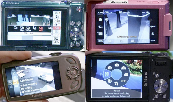 Daily Tech: Every Camera Interface You Can Imagine