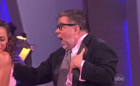 Steve Wozniak on Dancing With the Stars Week Two