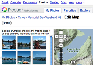 How to Add Locations to Individual Photos In Picasa