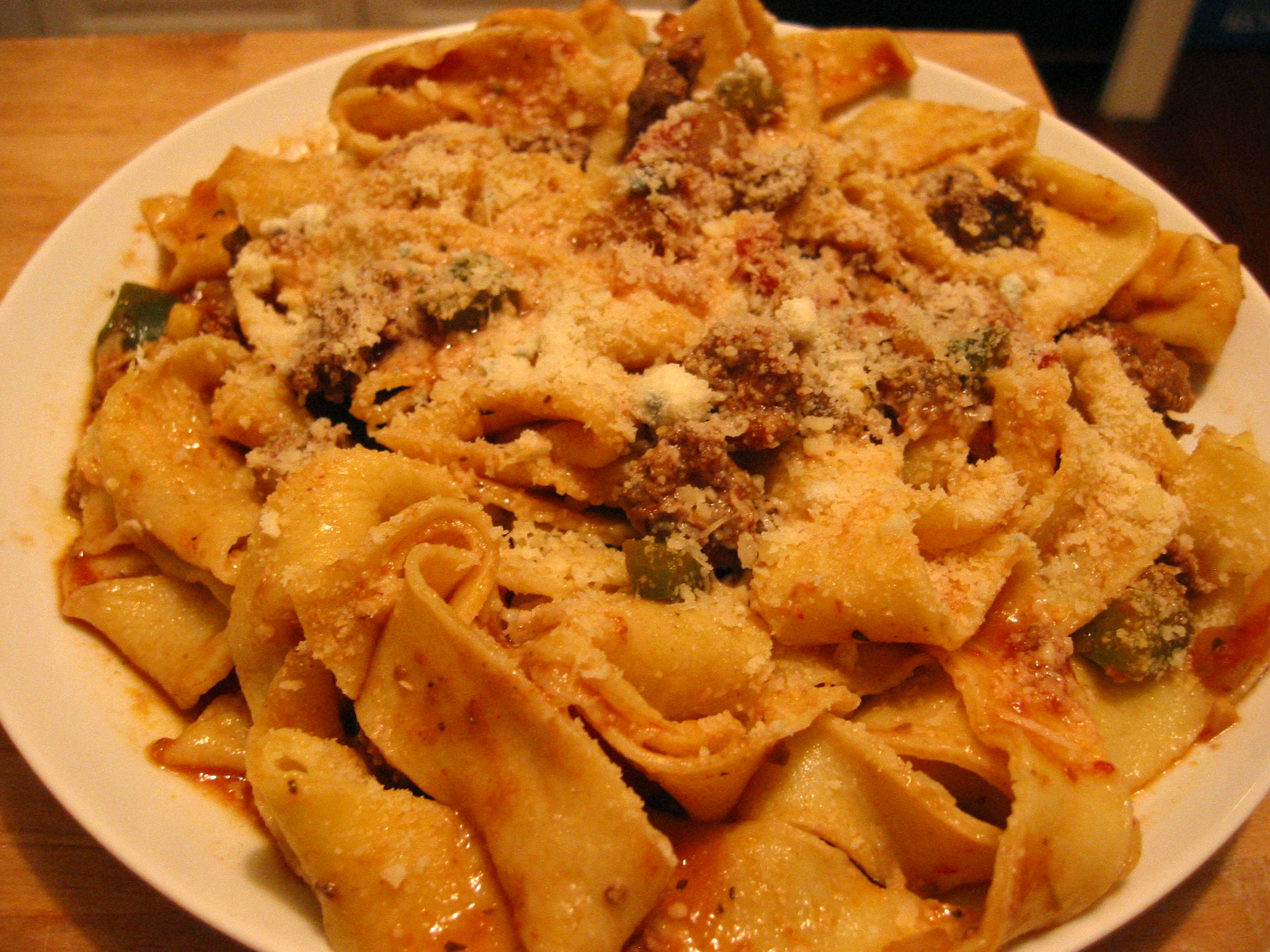 ... Chiarello's Recipe For Homemade Pappardelle Pasta | POPSUGAR Food