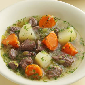 Slow Cooker Recipe for Irish Lamb Stew