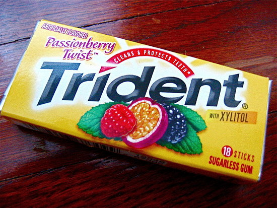 Let's Dish: What's Your Favorite Chewing Gum?