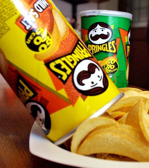 P&G, British Court Argue Over Whether Pringles Are Potato Chips