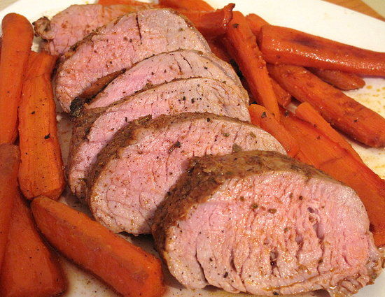 Spice Up Your Summer With Chili-Rubbed Pork Tenderloin