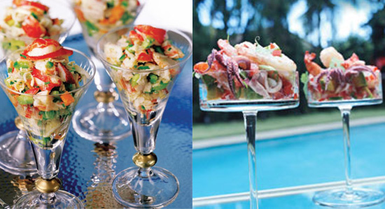 Easy and Expert Recipes For Seafood Cocktail