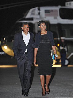 First Couple Faces Criticism For Dining Decisions