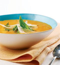 Fast & Easy Dinner: Sweet Potato Soup