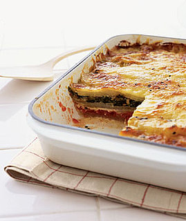 "Fast & Easy Dinner: Potato ""Lasagna"""