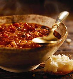 Fast and Easy Recipe For Texas-Style Turkey Chili