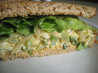 Bobby's Excellent Egg Salad Sandwich