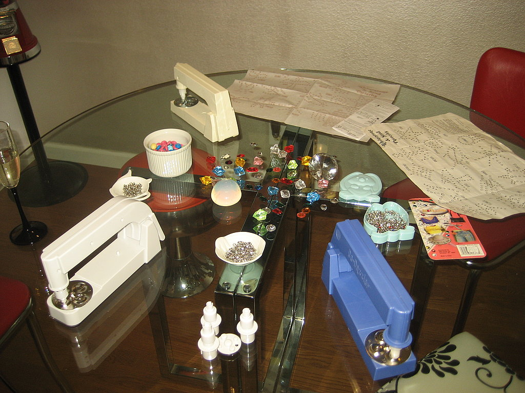 The Bedazzling Station