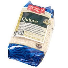 Quinoa Salad With Scallops & Snow Peas