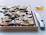 Grilled Zucchini Pizza