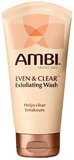 Doing Drugstore: Ambi Even & Clear Exfoliating Wash