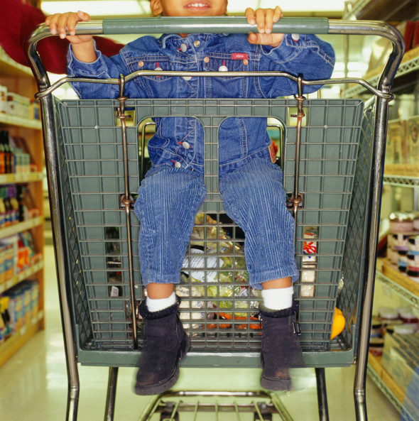 Gab at the Grocery Store