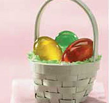 Swap Dyed Eggs With JELL-O Egg Jigglers This Easter