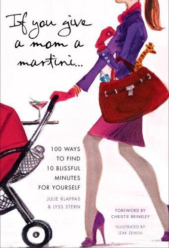 Would You Rather Read About Mommy Time or Take It?