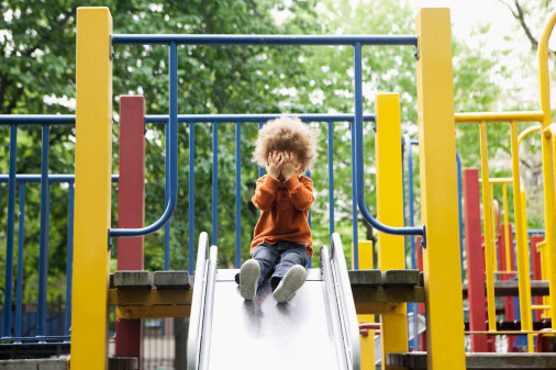 Danger at the Playground