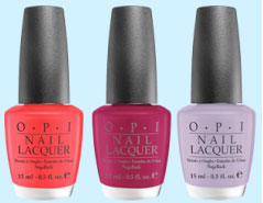 Nail Polish Trends for Spring 2009
