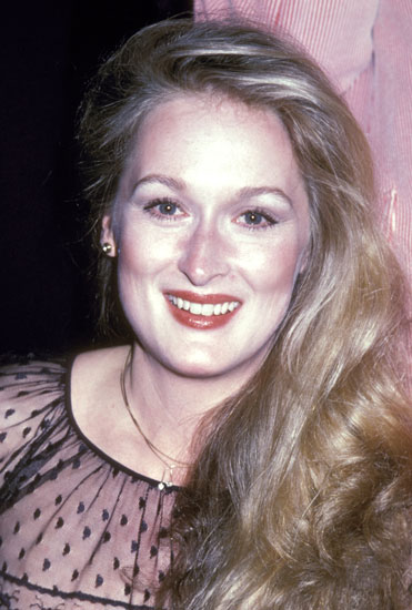 Meryl Streep Photographs