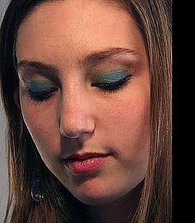 Four Great Green Makeup Looks