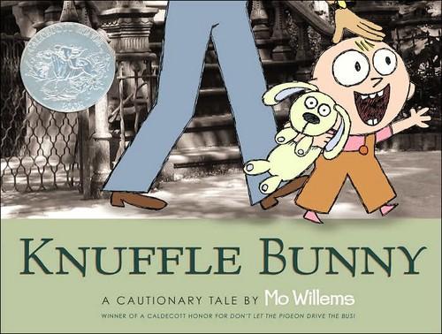 Texts and Tunes:  Knuffle Bunny