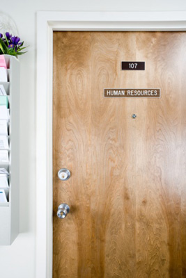 Your Employer's HR Office