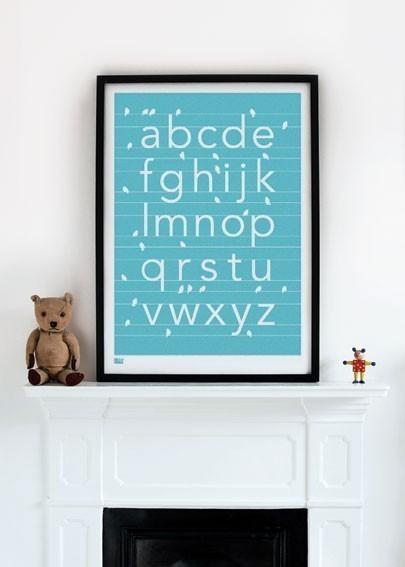Birds A-Z Alphabet ($49)